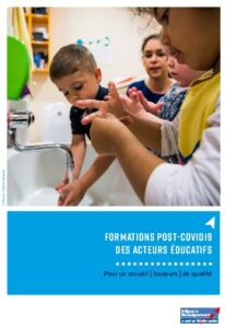 Icon of COVID - FORMATION - Formation PostCovid des acteurs educatifs - 3 modules