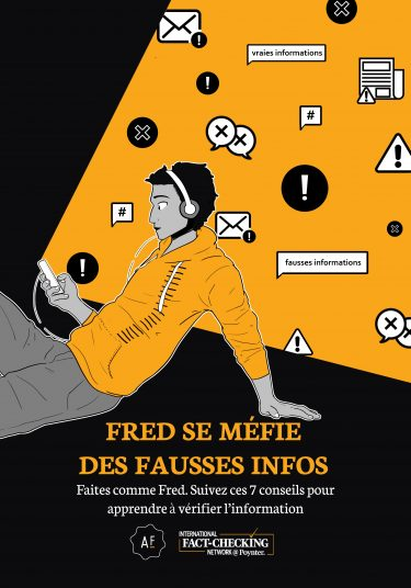 BD fausses informations